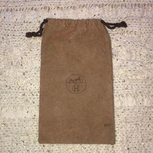 Hermes dust bag .💓